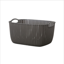 Kitchen food storage high quality plastic basket fruit