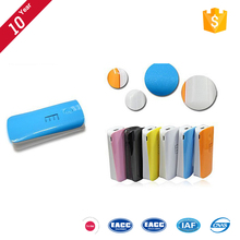 Factory wholesale competitive price power bank 4400mah , unique fish mouth mobile charger
