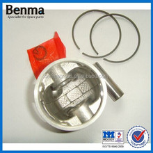 manufacture of pistons for motorcycle/motorcycle piston/high quality bajaj ct100 motorcycle piston
