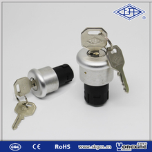 Ignition Switch, Car 3 position Switch, Universal Electrical Ignition Key Switch