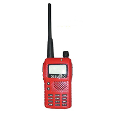 TESUNHO TH-6100 ham long range compact handy voice scrambler walkie talkies