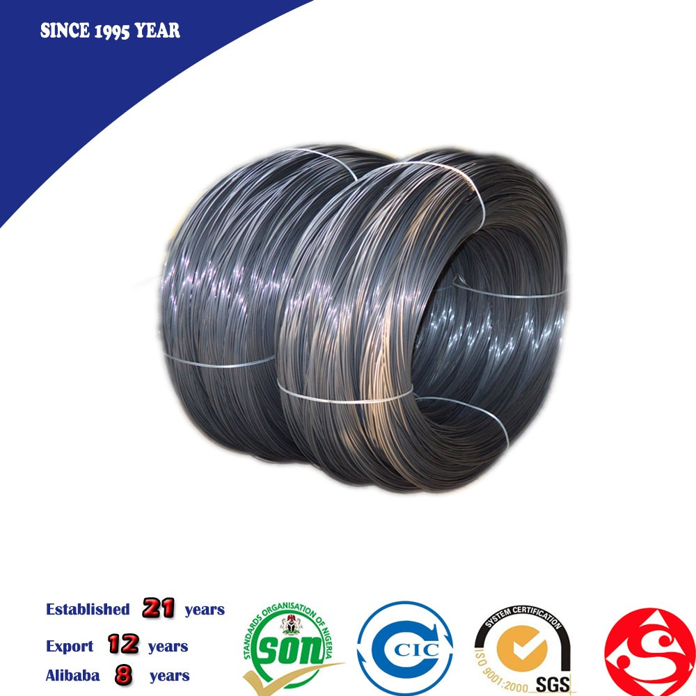 SAE1008 Low Carbon Steel Wire