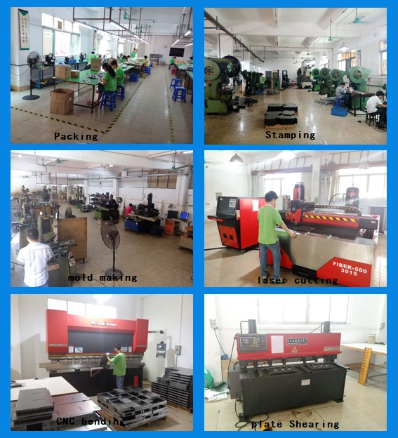 sheet metal parts manufacturer
