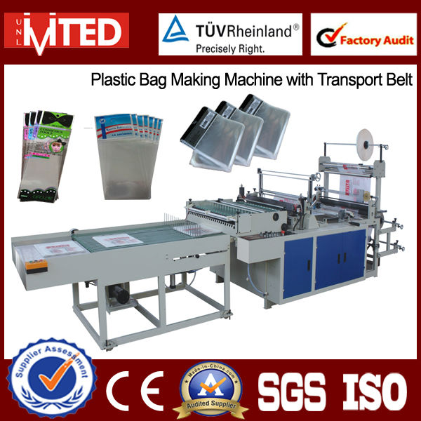 Side Seal Bag Making Machine/Pouch Making Machine/Bag Forming Machine