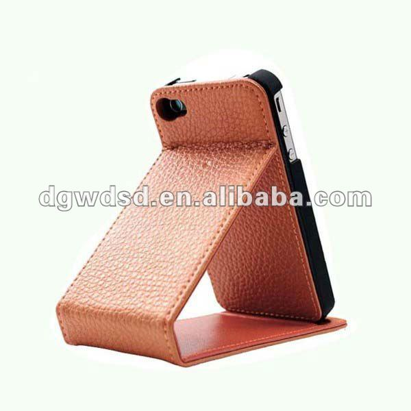 Hot Selling Leather Cell Phone Case,Genuine Leather