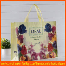 Wholesale promotional handmade linen gift bags