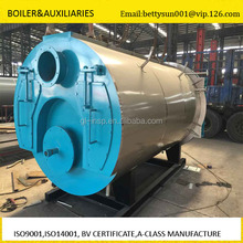 high quality oil/gas/wood/coal fired boilers with high quality