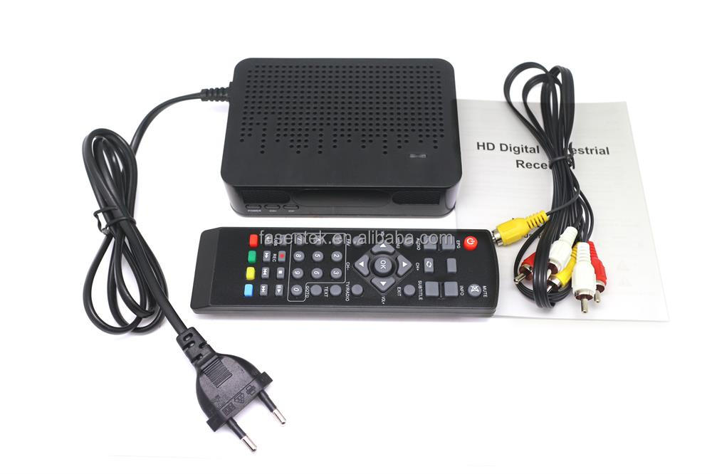 Full HD MINI Encoder USB DVB T2 Digital Terrestrial Receiver