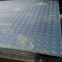 SS400/Q235 MS mild steel checker plate