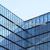 2 19mm Float Glass Transportation With