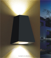 modern design outdoor IP54 led wall light up and downoutdoor wall mounted led light from kors