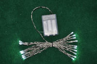 Colorful Led String Light 6m 40pcs Rgb Led String Light For ...