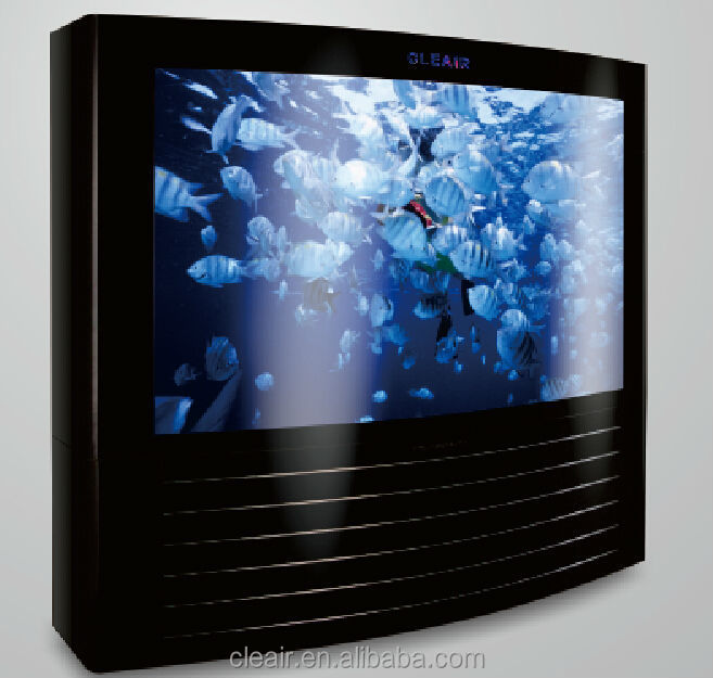 Hot sell LSCC aquarium fish tank High quality modern fish aquarium