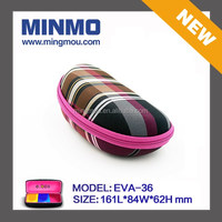 wholesale eyeglass case, eva sunglasses case, soft sunglasses zipper case