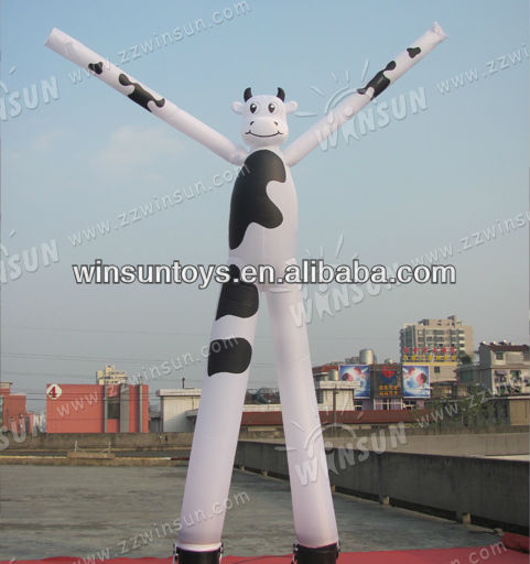 Fancy inflatable products wind dancer