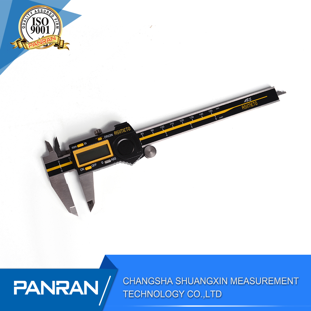Good price of stainless hardened electronic vernier digital caliper