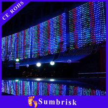 LED Outdoor Christmas String Fairy Wedding Party Curtain Light