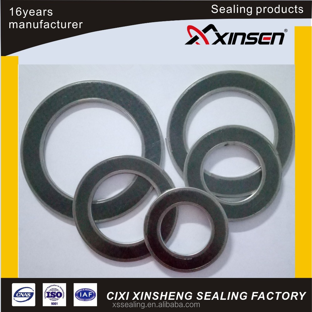 refinery factory expanded graphite gasket