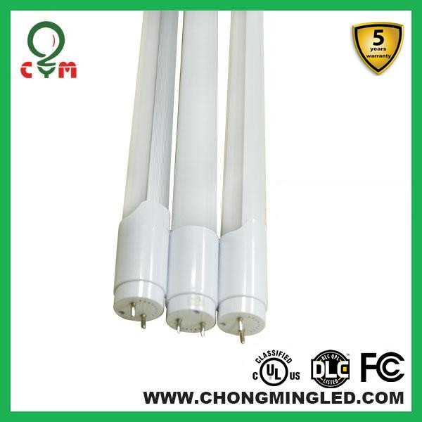 Led t8 tube 18w 1200mm 4ft red pink tube fluorescent lamp Tube8 japanese