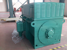 Y Series 400~450 low voltage large power motor three phase asynchronous motor