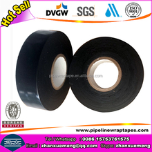 Butyl rubber adhesive tape for pipe anti-corrosion