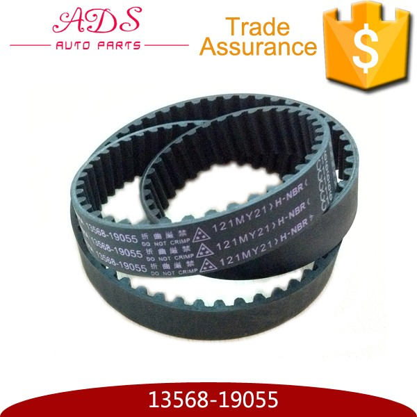 Guangzhou Large Stock Timing Belts for Toyota corolla/avensis OEM:13568-19055