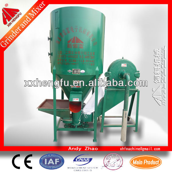 9HT Poultry Mash Feed Making Machine