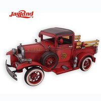 Antique Style Metal Model Truck