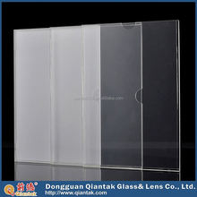 High transparence 3mm clear acrylic sheet