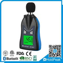 Hot sale Mini Sound Pressure Level Meter Noise Decibel 30~130dB Tester Backlight Audio