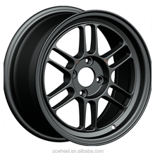 15X7.25 new design car alloy wheels deep dish rims for thailand malaysia