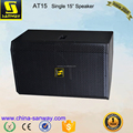 AT15 Single 15 inch Passive Party Speaker