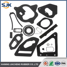 Custom molded Silicone/FKM/HNBR/EPDM rubber product