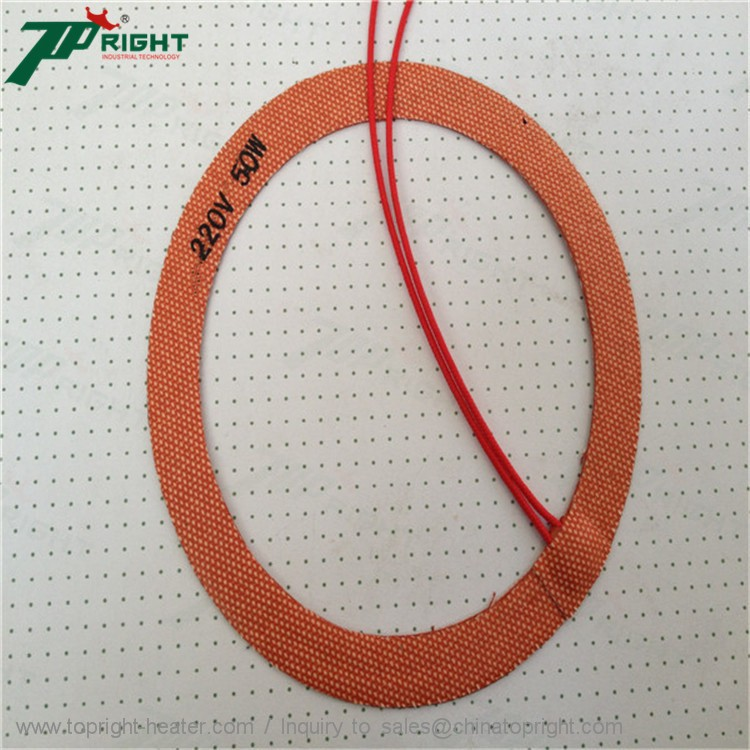 220V Silicone Rubber Heater for Electric <strong>Heating</strong>