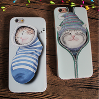 For iphone 6 case, creative 3d uv printing with embossment ultra thin plastic mobile phone case for apple iphone 6