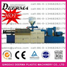 parallel counter rotating twin screw extruder
