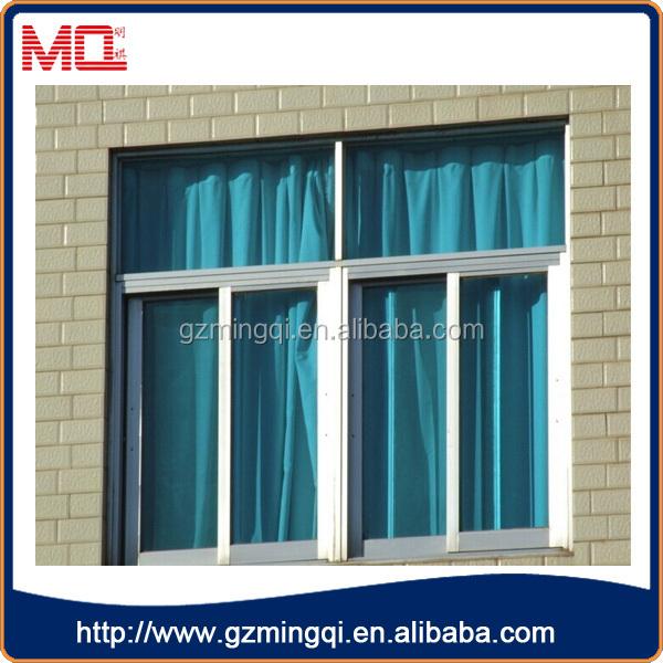 Cheap price double glass sliding windows aluminium windows for Cheap double glazing