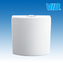 Toilet Flushing Cistern Plastic Toilet Tank (Made of PP with 3 to 6L Flush Volume)