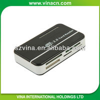 Multi All-in-1 USB 3.0 SD/micro SD/CF/XD/MS/M2/MMC/SDHC Card Reader