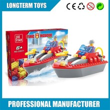 2015 intelligent fire fighter toys wang,brick toys,brick block toys Manufacturers