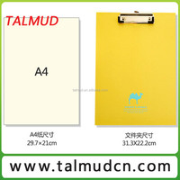 Promotional Gifts High Quality A4 Plastic Stationery Clip Board