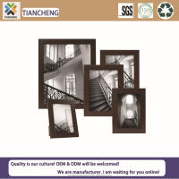 Wholesale mini picture frames 4x6 3x5 3x3 bulk