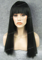 Manufacturer Price Water Wave Black Mix Wig Lave Wig Synthetic