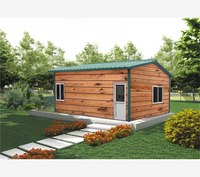 easy topractical light steel construction prefab house