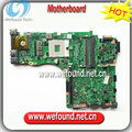 100% Working Laptop Motherboard for MSI GT70 MS-17621 VER 2.1 HM77 SLJ8C PGA989 DDR3 Series Mainboard,System Board