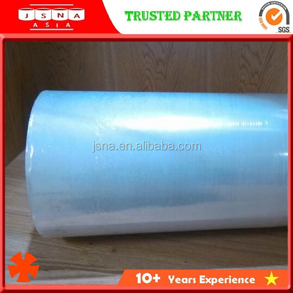 Stretch Film Factory Type and Transparent Transparency Strech Film For Pallet