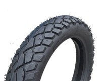 High quality tubeless motorcycle tire 3.50-10, 6PR/8PR