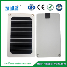 5W solar mobile charger