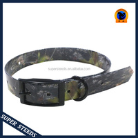 Special design X-1 pattern camouflage hunting dog collar