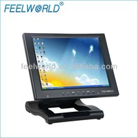 10 inch lcd touch screen tablet monitor with VGA YPbPr HDMI DVI input